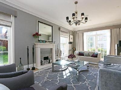 Copse Hill, Wimbledon Village, London, SW20