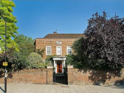House for sale, St Johns Wood