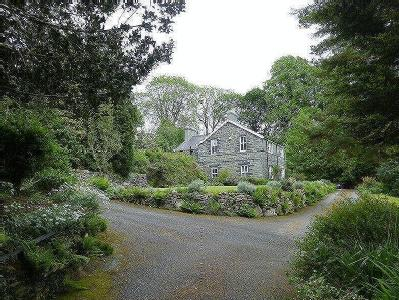 House for sale, Capel Curig - Garden