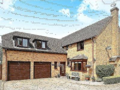 Whittlebury Road, Silverstone, Towcester, Northamptonshire