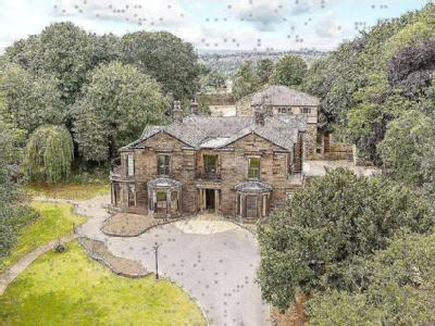 Soothill Manor, Soothill Lane, Near Leeds, West Yorkshire, WF17