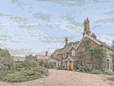 The Old Vicarage, Main Road, Thornton, Horncastle, LN9