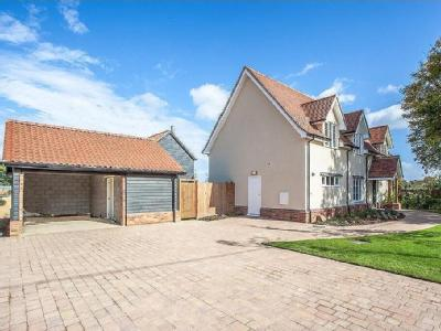 Ongar Road, Writtle - Detached