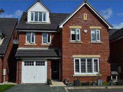 Edward Manton Close, Higher Bebington, CH63