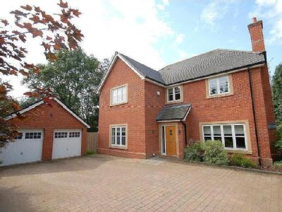 Pikemere Road, Alsager - Detached