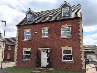 Houghton Close, Asfordby Hill, LE14