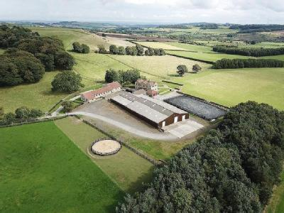 Stow House Farm, Cornsay - Detached
