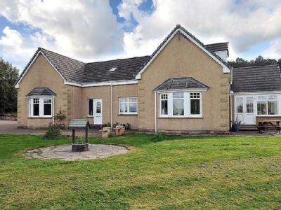 The Gables, Lettoch, Dufftown, Keith, Moray, AB55