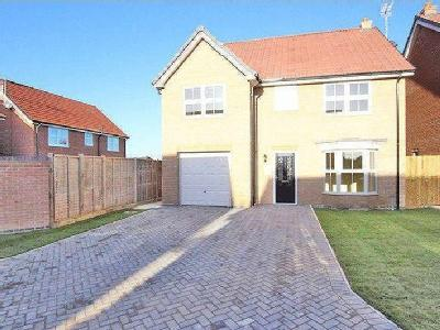 HABROUGH FIELDS, IMMINGHAM - Detached