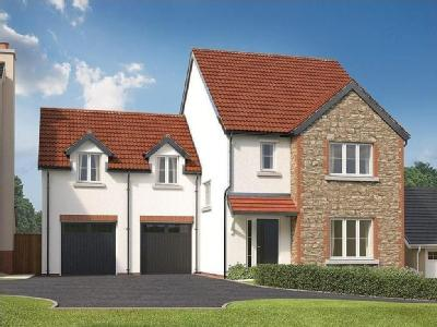 Plot 45 The Haytor - Detached, Garden