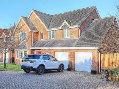 Monkton Rise, Guisborough - Detached