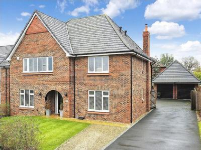 Blind Lane, Knaresborough - Detached