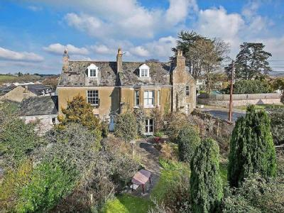Parade, Chudleigh - Detached, Listed