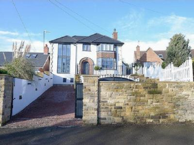 Langer Lane, Chesterfield - Detached