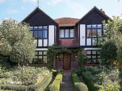 Wool Road, Wimbledon, London, SW20