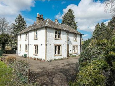 Colterscleuch House, Teviothead, Hawick, Scottish Borders, TD9