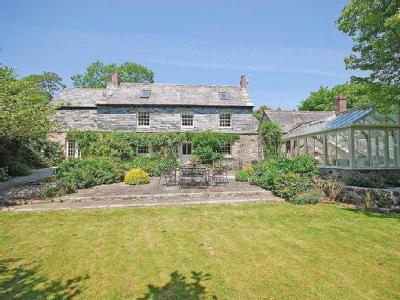 Blisland, between Wadebridge and Bodmin Moor, Cornwall, PL30