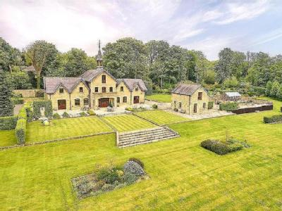 Oakhill Farmhouse, Roundhay Park Lane, Leeds, West Yorkshire, LS17