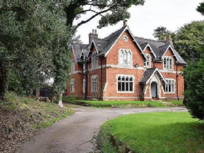 The Old Vicarage, Archer Park, Middleton
