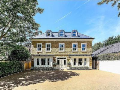 Kingston Hill, Kingston upon Thames, Surrey, KT2