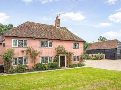 Andrews Lane, Great Easton, Dunmow, Essex, CM6