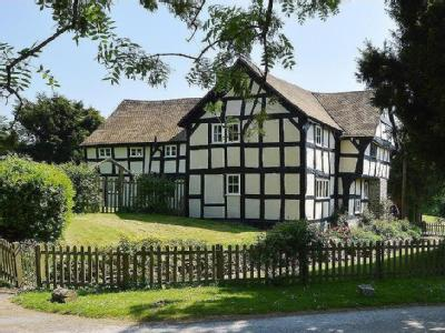 Marston, Pembridge, Herefordshire