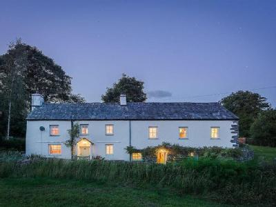 The Syke and Syke Barn, Rusland, The Lake District, LA12