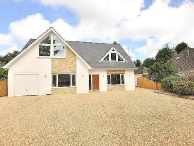 Wight Walk, West Parley - Detached