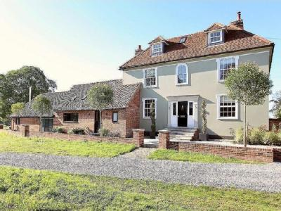 Tey Road, Coggeshall, CO6 - Detached