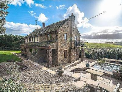 Warland, Todmorden - Detached, Garden