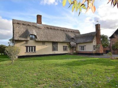 House for sale, Wattisfield - Listed