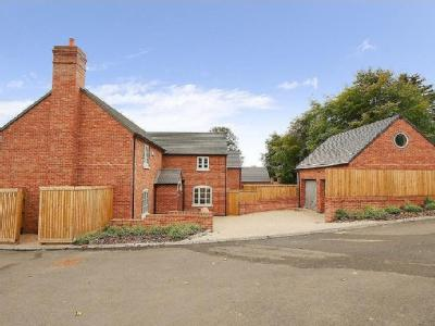 William Ball Drive, Horsehay, Telford, Shropshire, TF4