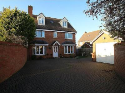Saddlers Way, Chatteris - Detached