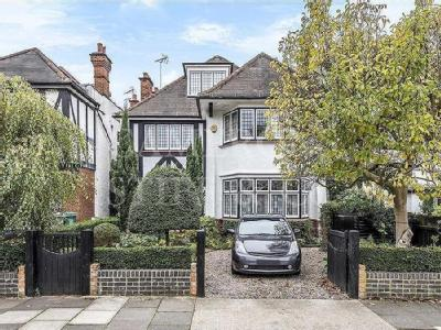 St Gabriels Road, Mapesbury Conservation Area, London, NW2