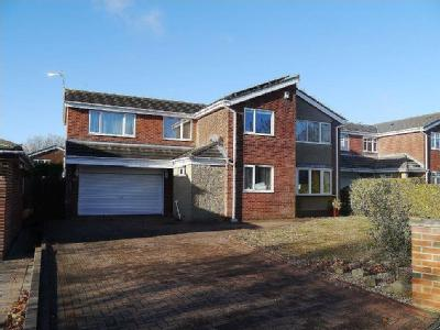 IDEAL FAMILY HOUSE Richmond Way, Barns Park, Cramlington