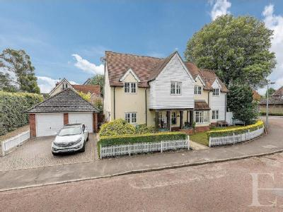 House for sale, Wivenhoe - Garden