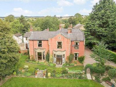 Old Vicarage, Cross Hill, High Ackworth, West Yorkshire, WF7