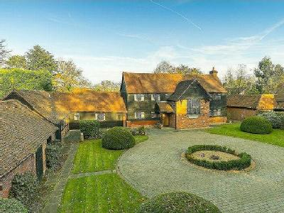 Little Chalfont - Garden, Detached