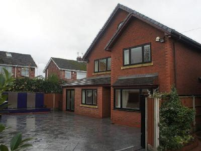 Old Forge Row, Lydiate - Detached