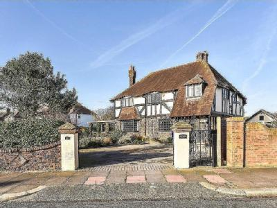 Smugglers Walk, Goring-by-Sea, Worthing, West Sussex, BN12