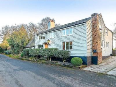 Bell Lane, Nuthampstead - Detached