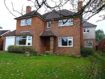 Overhill Road, Stafford - Detached