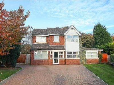 Brook Farm Close, Partington, Manchester, M31