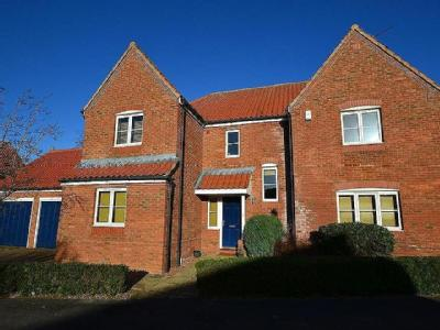 Hawthorn Close, Bleasby, Nottingham