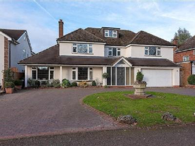 Moor Hall Drive, Sutton Coldfield, West Midlands, B75