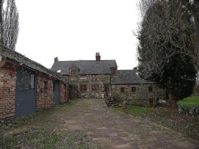 Bath House Farm, Nottingham Road, Belper