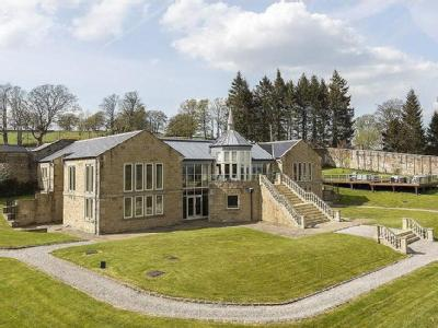 The Gardens, Cowling Hill, Near Skipton, North Yorkshire, BD22