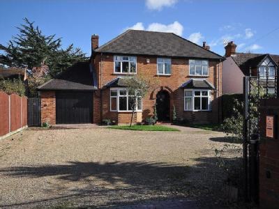 Butts Hill Road, Woodley, Reading, RG5