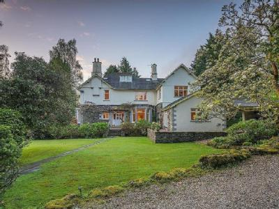 Lowfell, Kendal Road, Bowness-on-Windermere, LA23