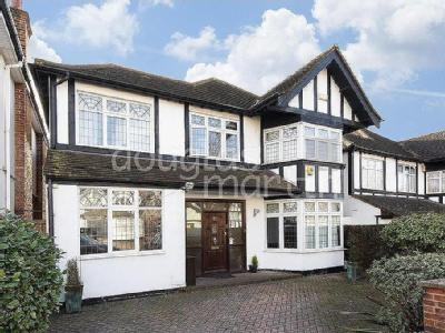 Faber Gardens, London, NW4 - Detached